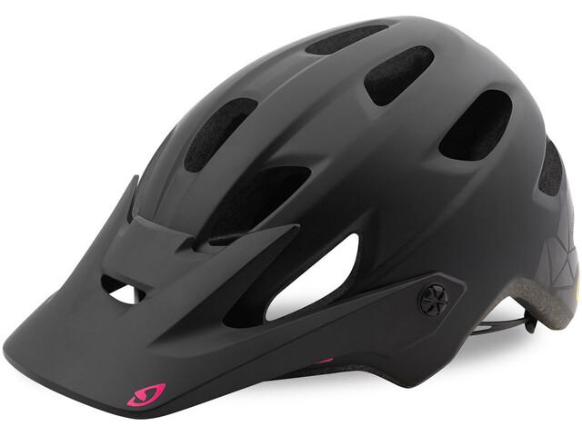 Giro Cartelle MIPS Helmet Dame matte black/pink